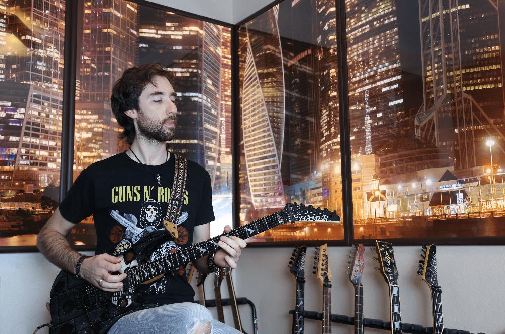 Запись гитары дома