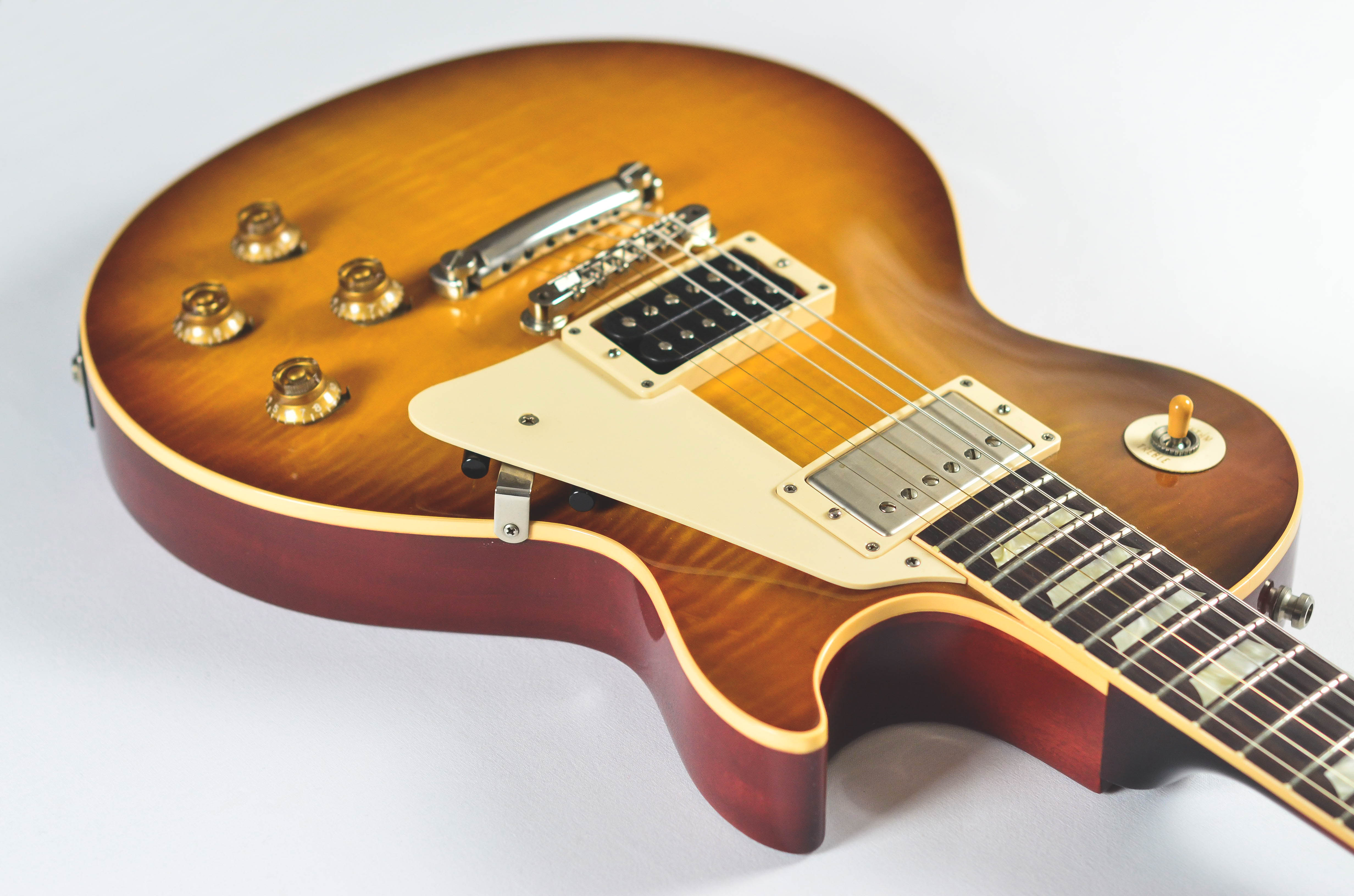 Gibson Custom Shop Jimmy Page гитара