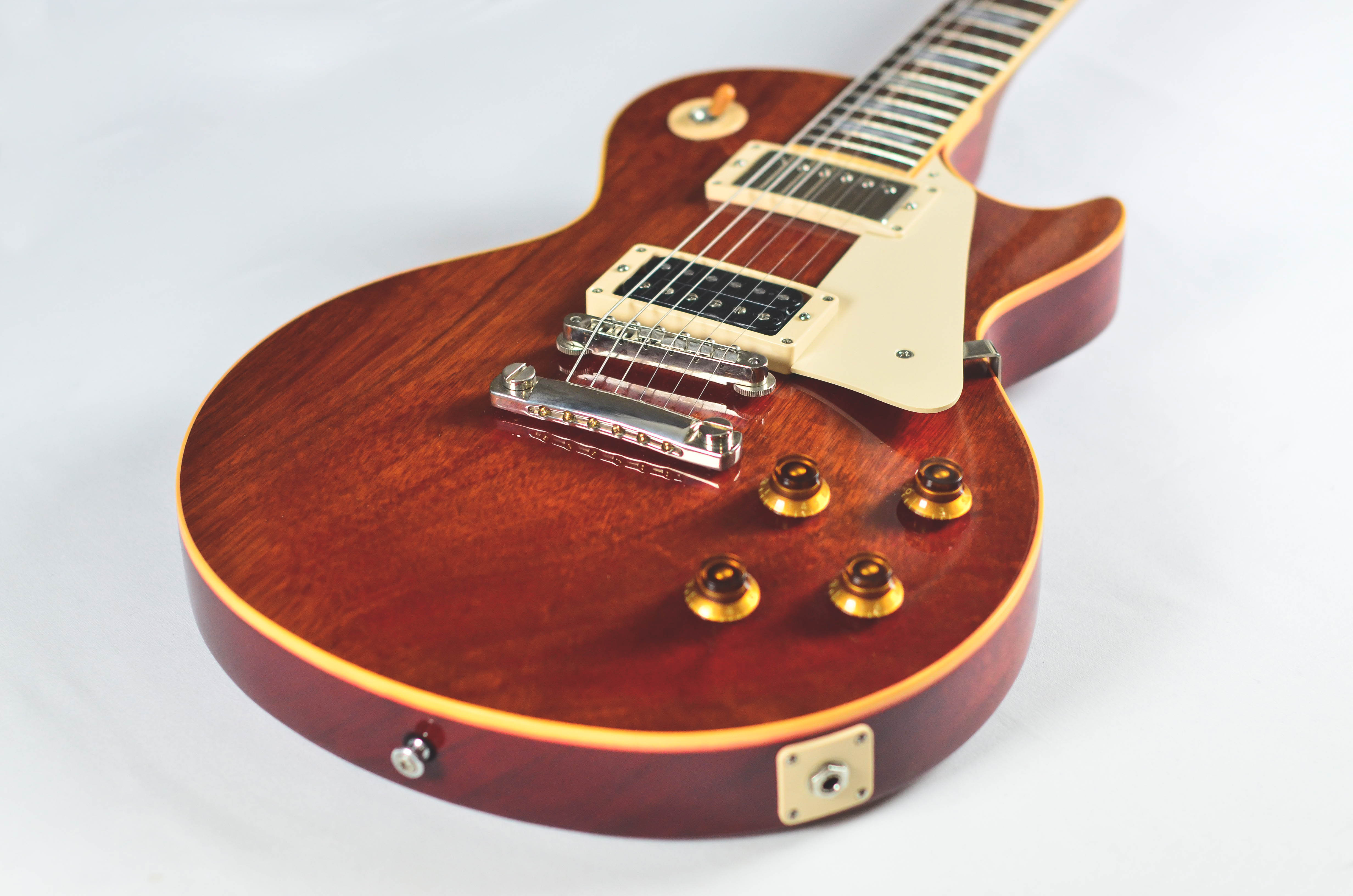Гитара Gibson Les Paul 1958 Mahogany Top