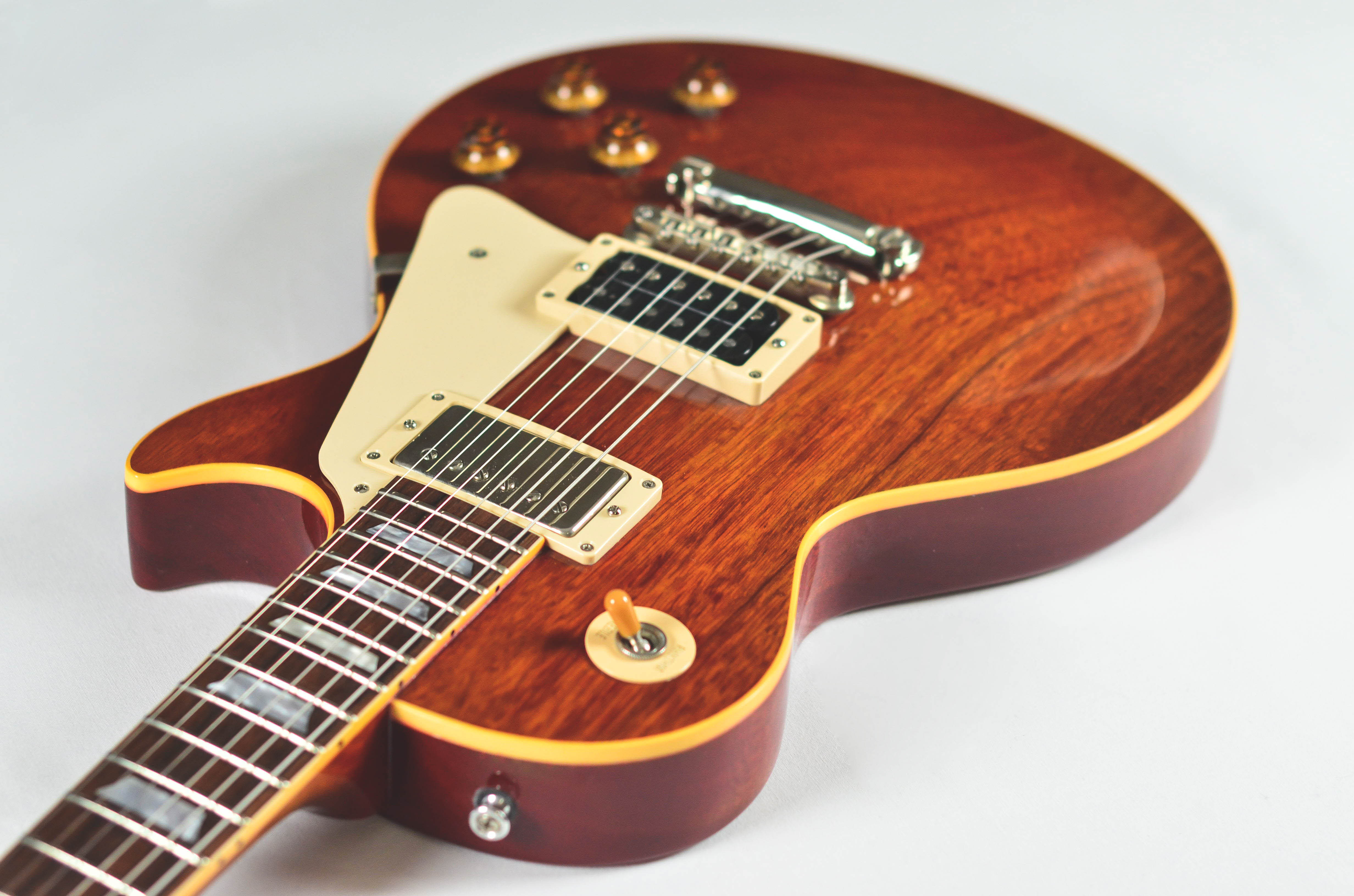 Элктрогитара Gibson Les Paul 1958 Mahogany Top