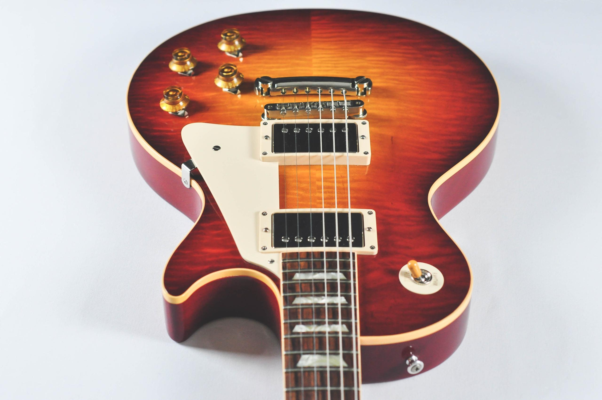 Электрогитара Gibson Les Paul '59 Reissue Limited Edition